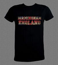 Union Jack Birmingham England T-shirt (all sizes available)