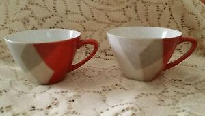 Coffee Mug Tea Cup Fine China Details about  /NIKKO Faithful GREEN Pattern 12oz