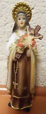 "St Therese of Lisieux Statue, 6"" New"