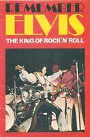 Remember Elvis - King of Rock & Roll (A5) 24 Pages (Vintage Elvis Magazine)