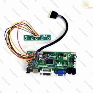 HDMI+DVI+VGA LCD Controller Driver Board Monitor Kit for LP156WF4(SL)(B5) screen