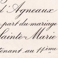 Henri Gaston Philippe De Sainte-Marie D'Agneaux 1890 D'Eprémesnil