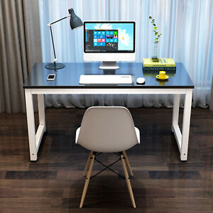 Schreibtisch Computertisch Bürotisch PC Tisch 120 x 60cm Arbeitszimmer Esstisch