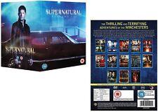 SUPERNATURAL 1-13 (2005-2018): Horror Demons TV Season Series -  Reg2 DVD not US