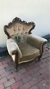 French Style Vintage Chair