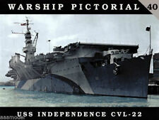 Warship Pictorial USS Independence CVL-22 Magazine
