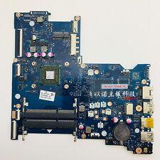 854968-601 Amd E2-7110 Motherboard for Hp 15-Ba Laptops, La-D711P, Us, A