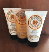 Perlier Agrumarium Travel Trio set mini Hand Cream, Body Cream and Bath Cream