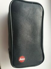 Leica Trinovid 10x25 BC binoculars with leather case and strap