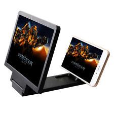 3D Magnifier Enlarged Mobile Screen Stand Amplifier Phone Bracket Holder Support