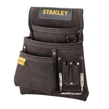 STANLEY LEATHER NAIL & HAMMER LOOP POUCH - STA180114