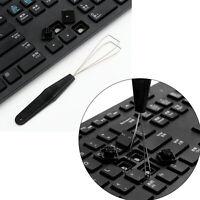 Mechanisch Entferner der Tastatur Key Cap Puller Werkzeug zur Reinigung Metall
