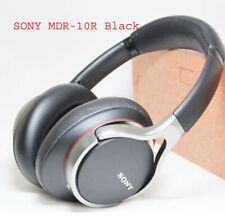 Sony MDR10R Hi-Res Stereo Wired Headphones Black F/S with Tracking