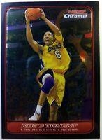 2006 Bowman Chrome Kobe Bryant #6, Los Angeles Lakers