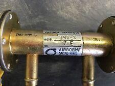 Airborne Vacuum Manifold PN 1H5-2
