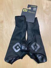Alé Cycling Pioggia Rain Shoe Cover - Black - Large
