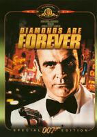 Diamonds Are Forever (James Bond) (Special Edi New DVD