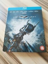 The Dark Knight Blu-ray Disc 2-disc special edition Steelbook