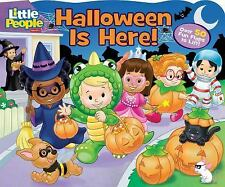 Fisher-Price Little People: Halloween Is Here! (Board Book)