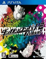 USED PS Vita Danganronpa 1・2 Reload / Spike Chunsoft PSV 10916 JAPAN IMPORT