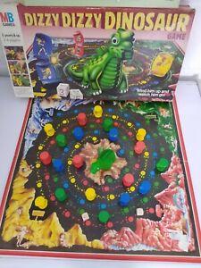 Dizzy Dizzy Dinosaur by MB 1987 complete