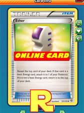 2x Ether - for Pokemon TCG Online ( DIGITAL ptcgo in Game Card)