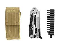 Pince Tenaille Gerber Center Drive Multi-Tool BitSet 420HC Etui Made USA G1196