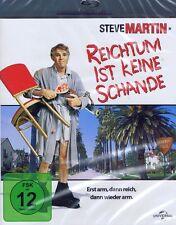 BLU-RAY NEU/OVP - Reichtum ist keine Schande - Steve Martin & Bernadette Peters
