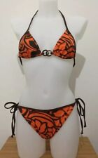Bikini costume moda mare donna Da Bagno due pezzi Con Triangolo taglia 44