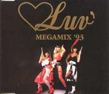 LUV - Megamix 93 4TR CDM 1993 EUROPOP