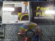FEET OF FURY   SEGA DREAMCAST free region