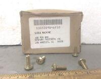 Box of Century Fasteners Inc. - Machine Screws - P/N: FF-S-92B-TYPE III 9C (NOS)