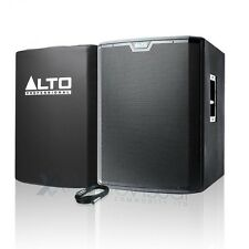 "Alto TS218S 18"" 1250W Active Powered DJ PA Subwoofer with Sub Cover & FREE Cable"