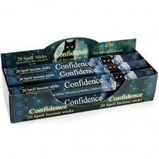 Lisa Parker Confidence Spell Incense Sticks (Pack of 20 sticks)
