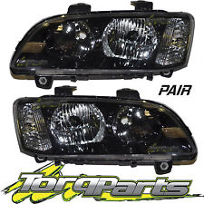 HEADLIGHTS PAIR SUIT VE COMMODORE HOLDEN 06-10 HEADLAMPS HEAD LIGHTS LAMPS