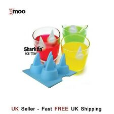 JustForMoo Shark Fin ice cube tray - great christmas stocking filler