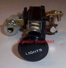 New AVERY TRACTOR Light Switch BF BG H7345A Cut Out