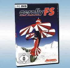 NFT - aerofly FS Windows auf DVD Flugsimulator Simulator aero fly fs