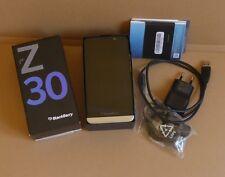 BlackBerry Z30 Smartphone 16GB schwarz, Topzustand, voller Lieferumfang, Händler