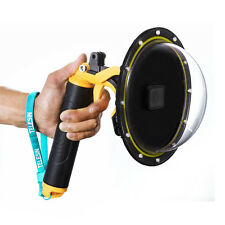 Underwater Diving Dome Port Handheld Camera Case Cover fit GoPro Hero 4/3+/3 Cam