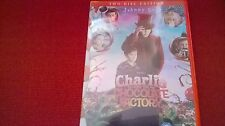 Charlie And The Chocolate Factory - 2 disc Edition -  Johnny Depp