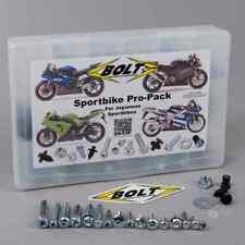 Bolt Sportbike Nuts Bolts Pro-pack Hardware Kit Suzuki Gsxr1300r Etc BM2006SBPP
