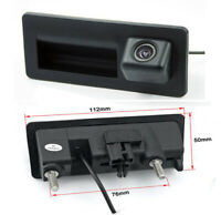 Auto Rückfahrkamera Grifftaster für Audi A3 A4 A4L S4 A5 S5 Q7 A6L Q3 Q5 A4L S3