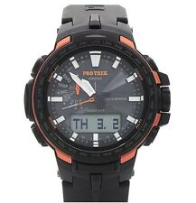 CASIO PROTREK  PRW-6100Y-1JF Triple Sensor Ver.3 Men's Watch New in Box