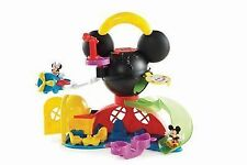 Disney Mickey Mouse Fly N Slide Clubhouse Fisher Kids 2 Play Toy