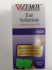 ZYMOX Lp3 Enzymatic Ear Solution With Hydrocortisone 0.5 - 1252