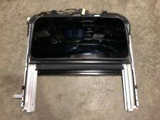 2013-16 Hyundai Genesis coupe oem sun roof assy roof glass rails,motor sunroof