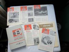 Vintage 1958 1959 - 1960 Amateur Radio GE HAM News Magazine