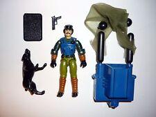 GI JOE MUTT & JUNKYARD Vintage Action Figure DEF COMPLETE 3 3/4 C9+ v3 1992
