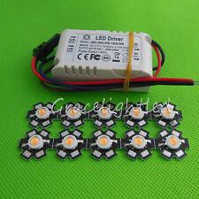 10x 3w Plant Grow Full Spectrum 380 840nm High Power Led 6 10x3w Driver